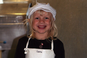 Luan als Käser