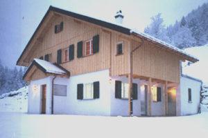 Klosterhütte im Winter (2)